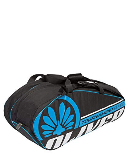 Oliver Racket Bag TS schwarz/blau - für Badminton, Squash, Tennis