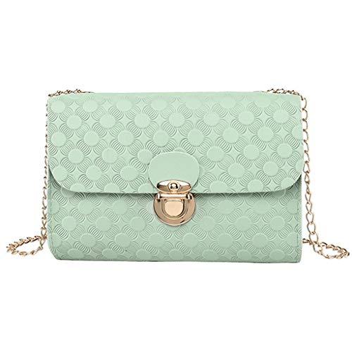 Handtasche DamenFashion Lady Shoulders Kleiner Rucksack Anschreiben Geldbörse Mobile Messenger Bag Satchel Bag