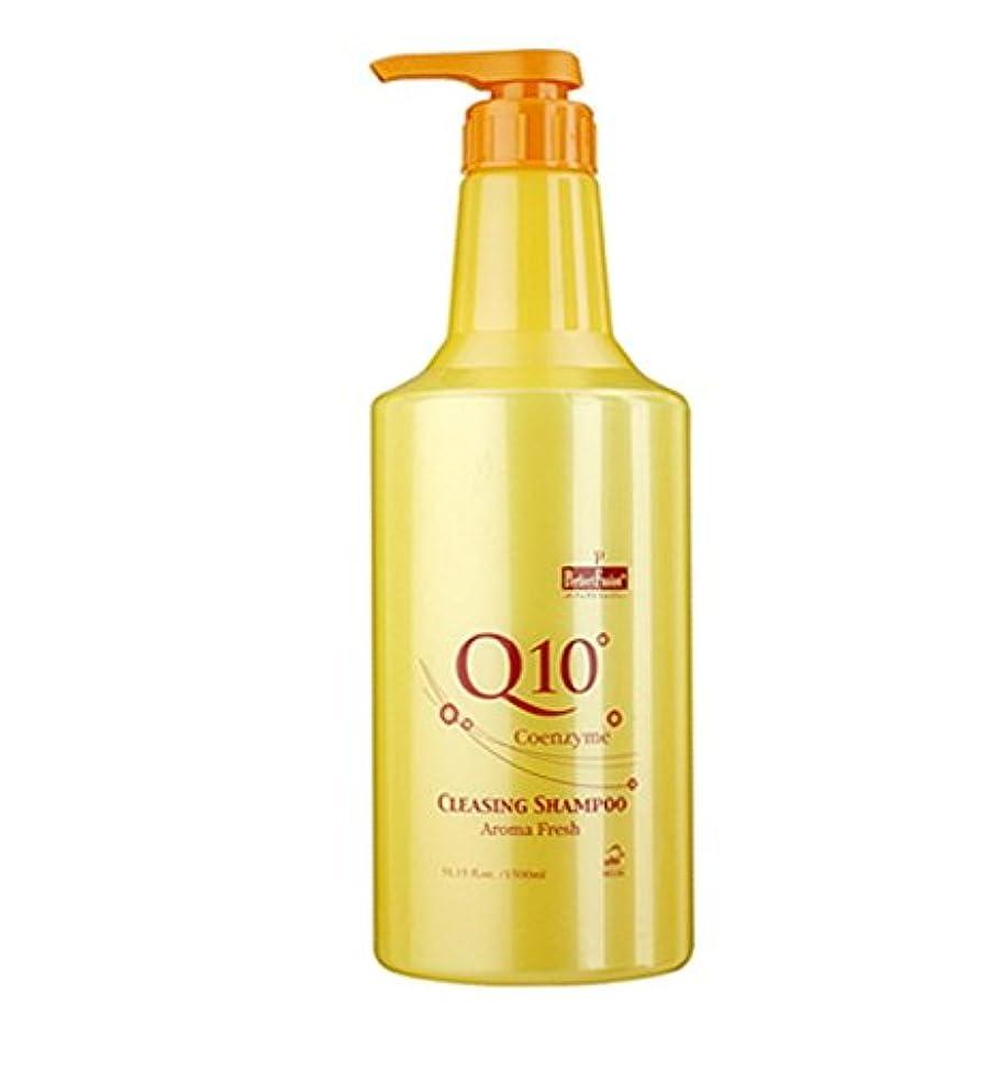 優雅喜劇豚[Born/本] Born Perfect Fusion Coenzyme Q10 Cleasing Shampoo 1500ml/本パーフェクトフュージョンコエンザイムQ10クレンジングシャンプー(海外直送品)