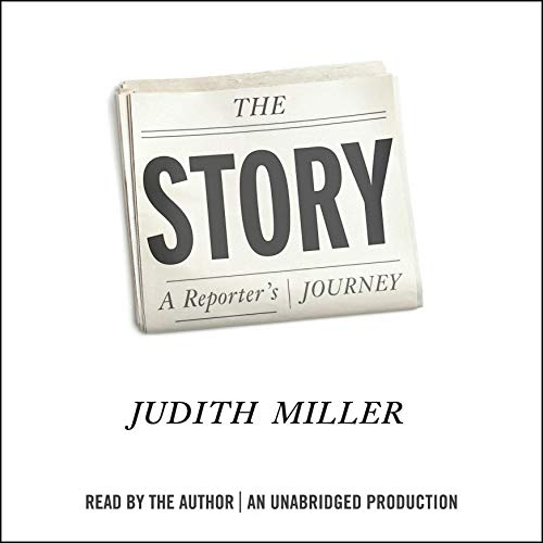 The Story audiobook cover art