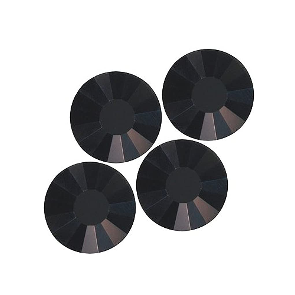 枯渇する資本ヒロイックバイナル DIAMOND RHINESTジェット SS8 720粒 ST-SS8-JET-5G