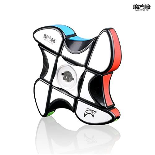Rubik'S Cube Fingertip Fenghuolun 133 Deformación Fingertip Spinner Juguetes Educativos para Niños Arte fantástico yemas de los Dedos Feng Huo LUN