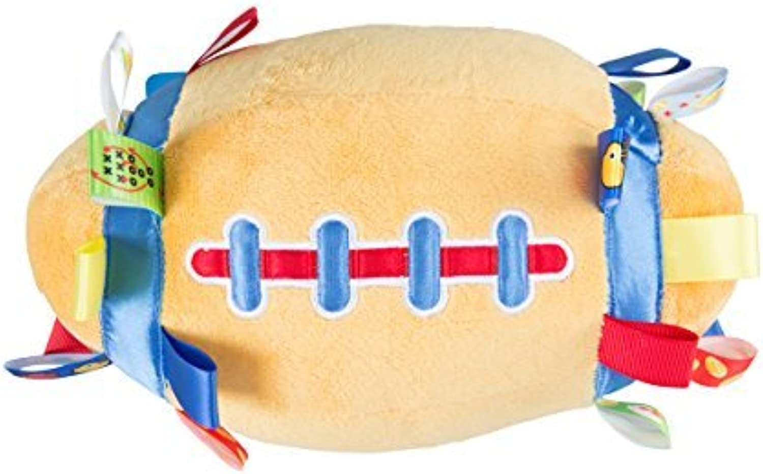 Mary Meyer Taggies Touchdown Football Soft Toy by Mary Meyer