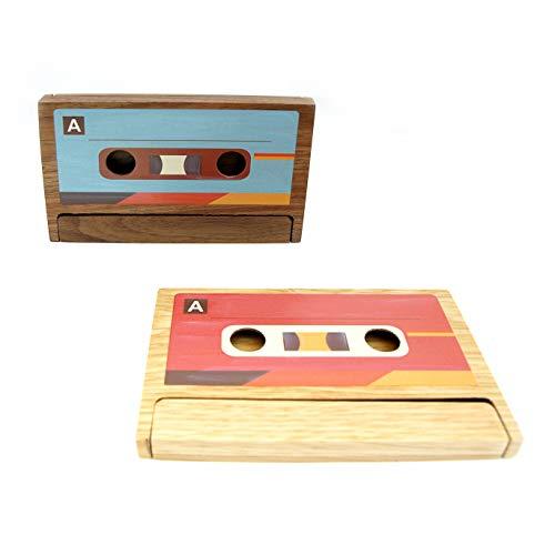Cassette Business Card Case/Holder