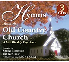Hymns From The Old Country Church: A Live Worship Experience, 3 CD Set
