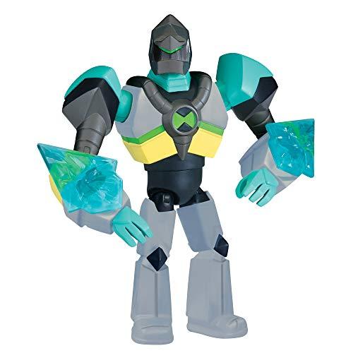 Ben 10 Armored Diamondhead Figure