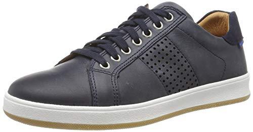 Richter Kinderschuhe Jungen Sole Sneaker, Blau (Atlantic 7200), 32 EU