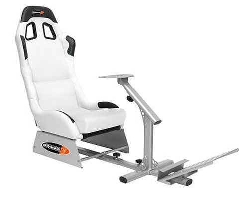 Playseat Evolution White (Xbox 360, PS3, PS2, PC) [Importación inglesa]
