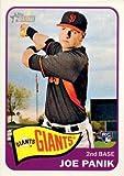 2014 Topps Heritage Baseball #H535 Joe Panik Rookie Card - 1st official Rookie Card. rookie card picture