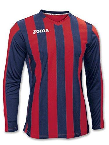 Maglia Calcio Joma Copa M/L Rosso 6XS-5X