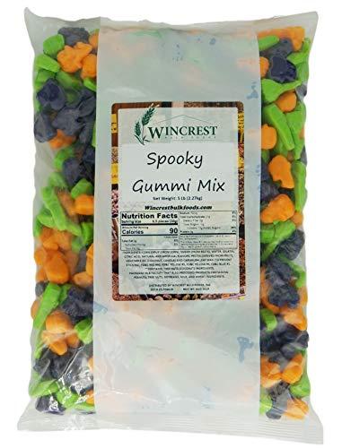 Spooky Gummi Mix - 5 Lb