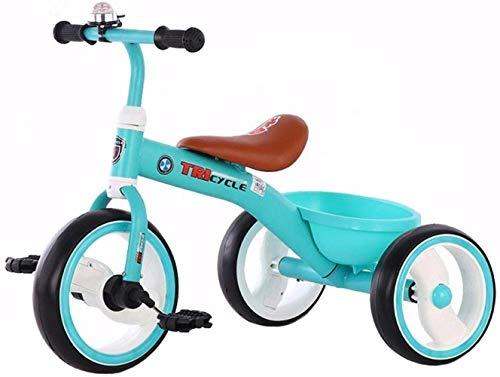 Kinderstoelen, kinderschommelpaarden, driewieler kinderfietsen driewieler kinderwagen met klassieke fietsbel met kinderen 1-3-6 jaar babyproducten