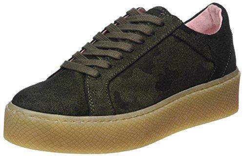 SPM Damen Soho Sneaker, Grün (Cedro), 40 EU