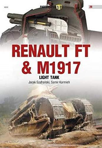Renault Ft & M1917 Light Tank (Photosniper 3D)