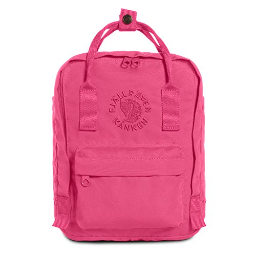 Fjällräven Re-Kånken Mini Rucksack, rosa (Pink Rose), 13 x 20 x 29 cm, 7 L