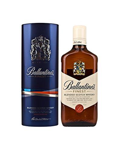 Ballantine's Finest Blended Scotch Whisky in Tin Box - 700 ml