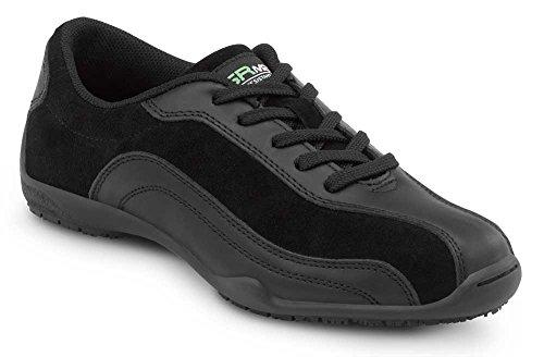 SR Max Malibu Women's Black Slip Resistant Sneaker - 7 M