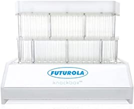 Futurola Knockbox 3 Cone Filling Machine - Fill Up to 100 Pre-Rolled Cones in 2 Minutes