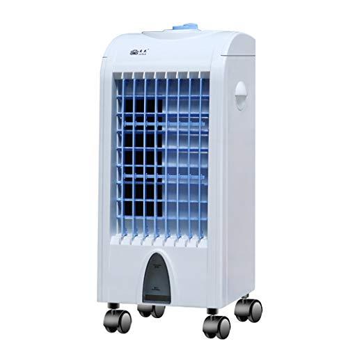GAO XING SHOP Bodenmontierte Mobile Klimaanlage,Kühlventilator,Geräuscharmer Energiesparender Luftkühler (Farbe : Blue)