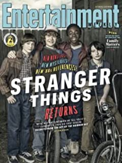 Entertainment Weekly Magazine (October 6, 2017) Stranger Things Returns Kids Cover 2 of 3