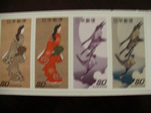 日本切手第六集 切手趣味週間切手