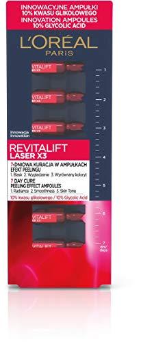 Loreal-Care Revitalift Laser X3 Ampoules Peel 7 X 1Ml 20 g