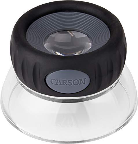 Carson - 1555055 LumiLoupe Plus, Focusable Magnifier, 11.5X