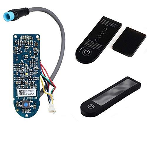 EWheel | Pantalla Display para Patinete eléctrico Xiaomi M365 + Tapa | Incluye Protector Resistente al Agua Gratis.