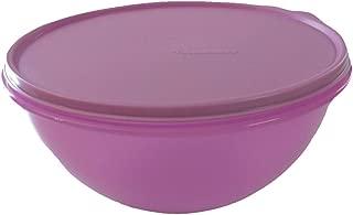 Tupperware Wonderlier Bowl in Purple Daisy