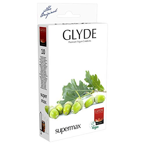 Glyde Sexo seguro y anticonceptivos 1 Unidad 50 g