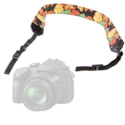 Lumos Cámara | correa de hombro DSLR Sistema de cámara correa Strap compatible con Canon Fujifilm Nikon Olympus Panasonic Pentax Sony