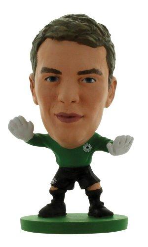 SoccerStarz SOC573 - Deutsch Nationalmannschaft Manuel Neuer, Heimtrikot