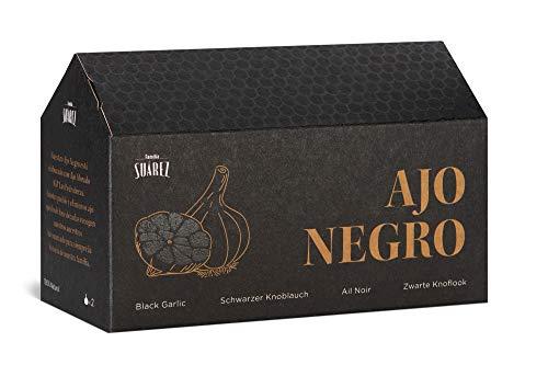 Ajo Negro I.G.P - 2 cabezas - 85 gr Familia Suarez