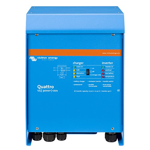 Quattro 12/3000/120-50/50 230V VE.Bus Wechselrichter/Ladegerät