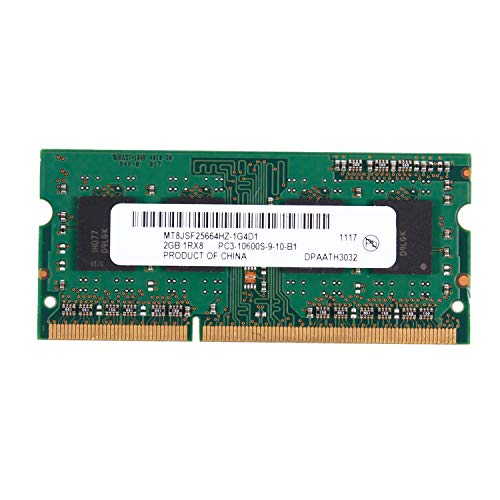 Tiamu 2GB 4GB DDR3 1600Mhz 1333Mhz SO-DIMM DDR3L DDR3 1.35/1.5V Memoria Ram Memoria Sdram para Computadora PortáTil (2GB / 1333)
