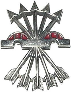 Spilla Falange Spagnola 55 mm Riproduzione storica - Replica militare   Spille regalo originali   Per camicie, vestiti o p...