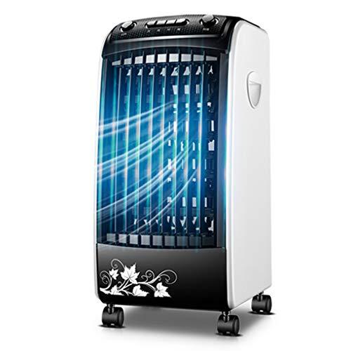 ZZZR Condizionatore Portatile 3 in 1 per Tutta la casa, umidificazione a Risparmio energetico Raffreddamento Portatile, climatizzazione Mobile, radiatore Aria a 3 velocità