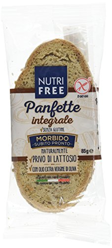 Nutrifree Panfette Integrali, Senza glutine