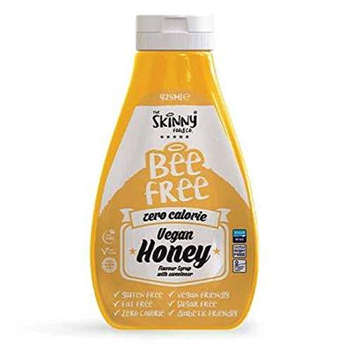 The Skinny Food Co - SIRUP, Kalorienfreier Sirup ohne Zucker, Veganer Honig, 425 milliliter