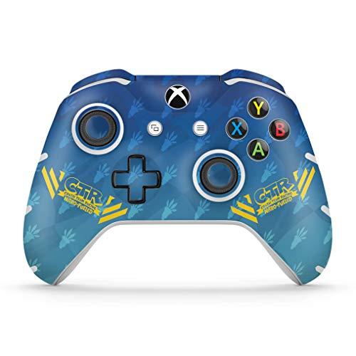 Skin Adesivo para Xbox One Slim X Controle - Crash Team Racing Ctr