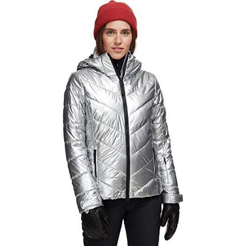 Bogner Fire + Ice Damen Skijacke Sassy2 Silber (232) 34