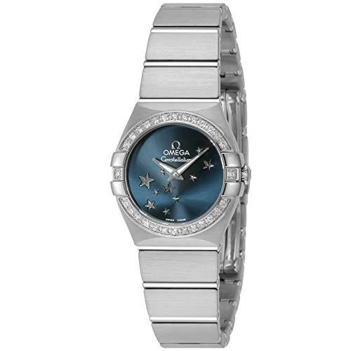 [オメガ] 腕時計 コンステレーション 123.15.24.60.03.001 レディース シルバー [並行輸入品]