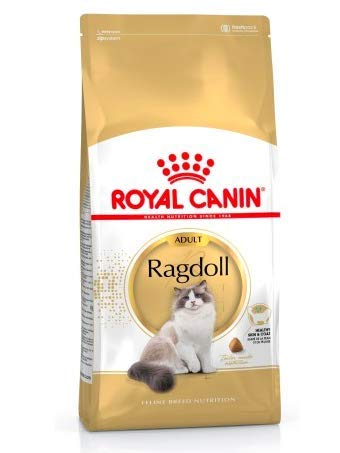 Maltbys' Stores 1904 Limited 4kg (2 x 2kg) Royal Canin RAGDOLL ADULT Breed Nutrition Cat Food
