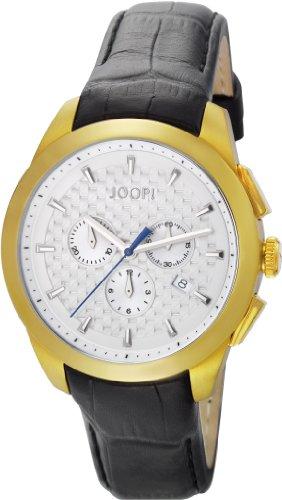 Joop Herren-Armbanduhr XL Legend Chronograph Quarz Leder JP101071F08