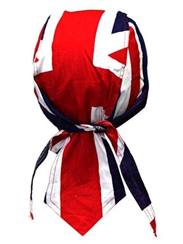 ARMARDI- Bandana, motif drapeau Angleterre