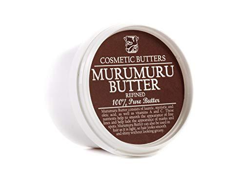 Burro Di Murumuru Raffinato - 100% Puro e Naturale - 100g