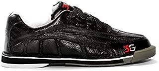 3G Mens Tour Ultra Black Bowling Shoes - Left Hand