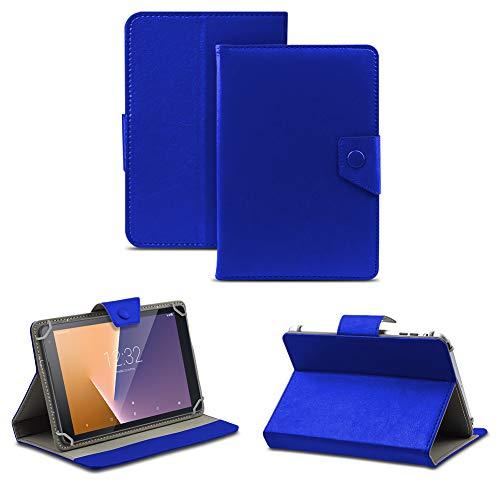 NAUC Tablet Tasche kompatibel für Vodafone Tab Prime 6/7 Schutzhülle Hülle Hülle Schutz Cover, Farben:Blau