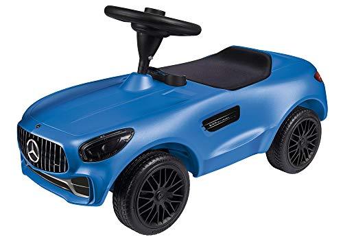 BIG - Mercedes AMG GT - Designt von den Mercedes Design Studios, mit breiten Flüsterreifen und griffigem Lenkrad, Rutscher Auto, für Kinder ab 18 Monaten
