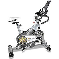 BH Fitness Bicicleta de Ciclismo Indoor SPADA Racing WH930R, Bicicletas Fitness, Los Mejores Precios